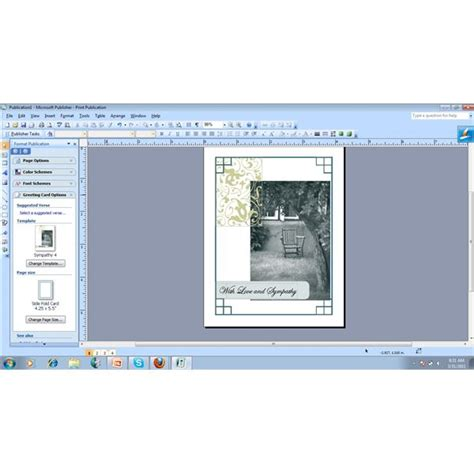 sympathy card template publisher helping write sympathy cards tips for parents and