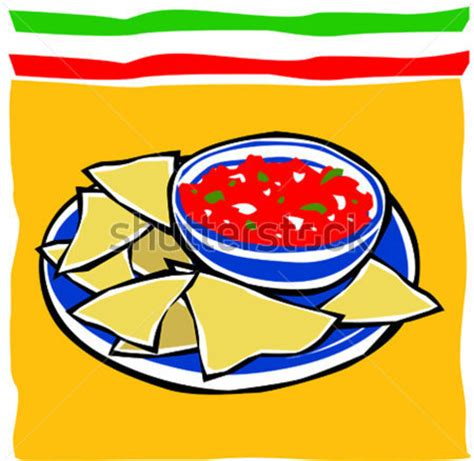 salsa clipart salsa and chips clipart clipart suggest