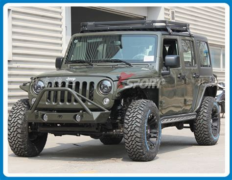 Top 10 Jeep Accessories 2015 Best Selling Poison Spyder Lite Suv Front Bumper Of