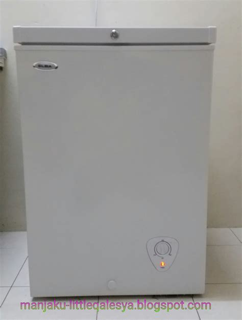 Freezer Box Kaca manjaku qalesya teknik simpan susun ebm chest