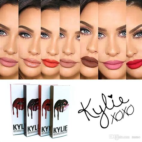 Lip Kit Dead Of By Klie Jenne lip kit jenner lip gloss lip liner pencil set genuine quality liquid lipsticks