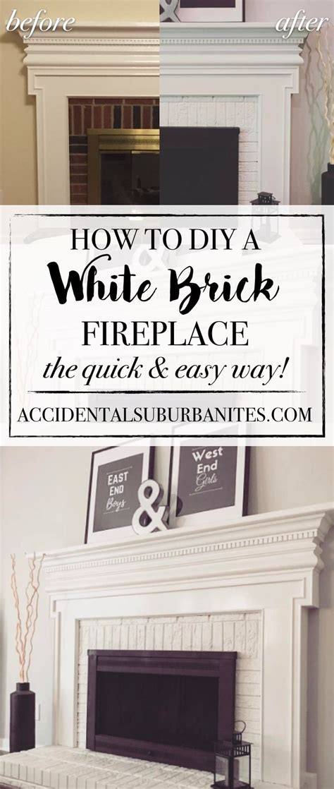 what color should i paint my brick fireplace home - What Color Should I Paint My Brick Fireplace