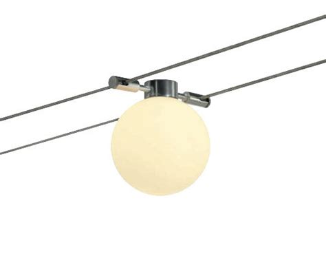 sistemi illuminazione su cavi sphere wire sistemi su cavi slv lighting architonic