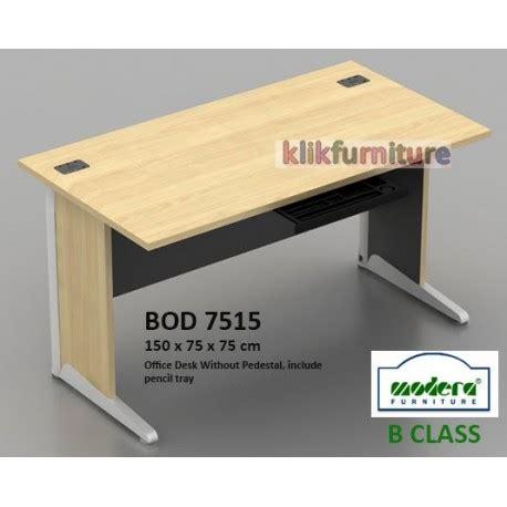 Uno Joint Table Ujt 2863 L Www Roommatefurniture bod 7515 modera meja tulis kantor agen termurah