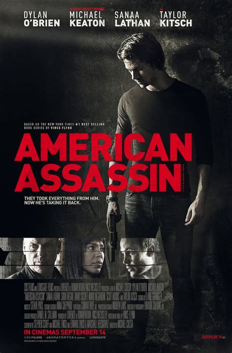 film 2017 american michael keaton can t rescue dull american assassin