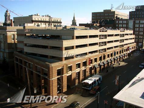 Elm Parking Garage Portland Maine elm parking garage portland 281557 emporis