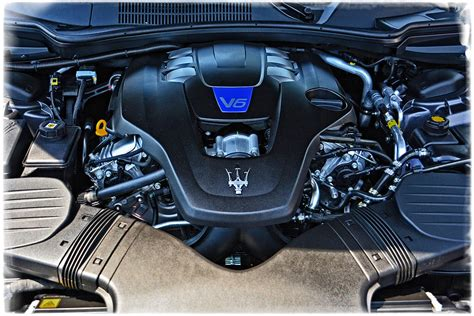 maserati ghibli engine 2014 maserati ghibli s q4 engine photograph by mike martin