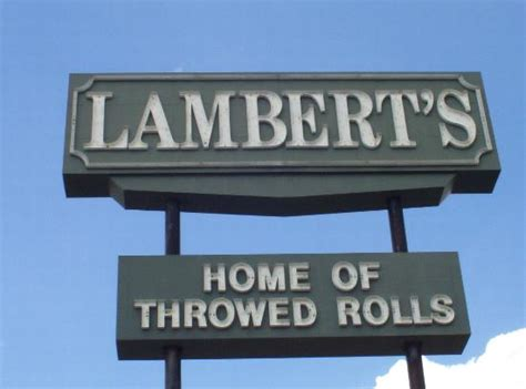 Home Of The Throwed Rolls by Home Of The Throwed Rolls Foto Di Lambert S Ii Ozark