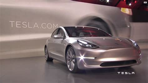 Tesla Fully Electric Elon Musk S Tesla Unveils The World S Cheapest Fully