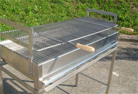 Grille Pour Barbecue Sur Mesure En Acier Inox by Luchinger Sa Grils Barbecues Planchas En Acier Inoxydable
