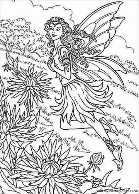 Coloring Pages For Grown Ups Fairies by 17 Best Images About I Coloring On