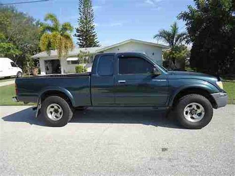1998 Toyota Tacoma Mpg Find Used 1998 Toyota Tacoma 4 X 4 Extended Cab 4wd Sr5