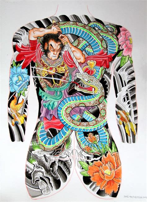 tattoo japanese suit 17 best ideas about bodysuit tattoos on pinterest mid