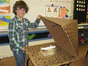 How To Make A Paper Mache Pyramid - cardboard pyramid project pictures inspirational pictures