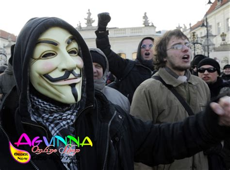 jual topeng anonymous v for vendetta fawkes