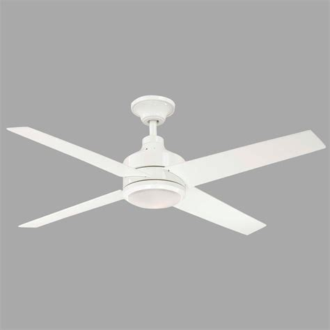 mercer 52 ceiling fan hton bay mercer 52 in indoor white ceiling fan with