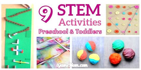 robotics for children stem activities and simple coding books 9 stem activities for preschoolers and toddlers