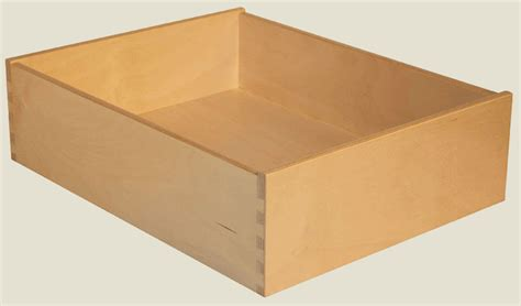 Prefinished Drawer Sides by The Drawer Depot