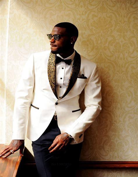 New Promo Fashion 8008 white tuxedos promotion shop for promotional white tuxedos on aliexpress