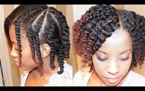 how to do twist hairstyles flat twist out on blown out natural hair youtube