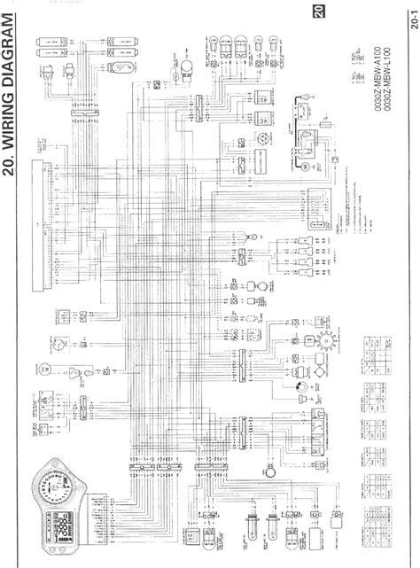 Cbr600rr Engine Diagram - Wiring Diagram
