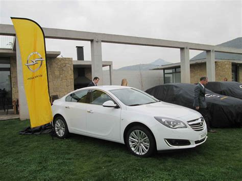 opel chile opel insignia 2015 lanzamiento chile archives rutamotor