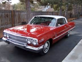 car of the week 1963 chevrolet impala cars weekly