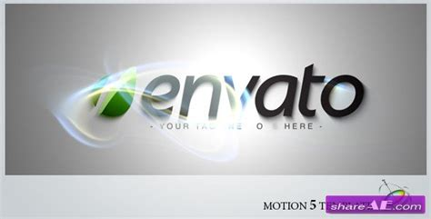elegant corporate logo apple motion template videohive
