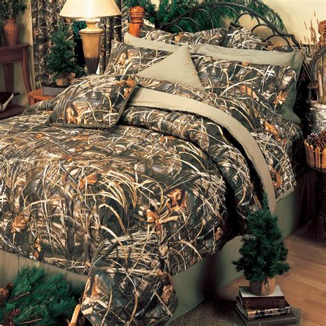 hunting decorations for home camouflage bedroom decor