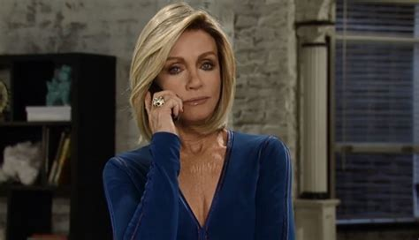 knots landing alum donna mills dishes her hot new gig on general donna mills general hospital general hospital to