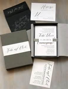 box wedding invitations best 25 box wedding invitations ideas on box