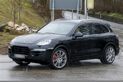 Erlk Nig Porsche by Erwischt Erlk 246 Nig Porsche Cayenne Facelift Wie Der