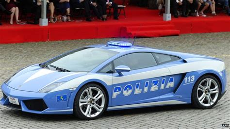 Luxury Law Enforcement   When Sports Cars Become Cop Cars