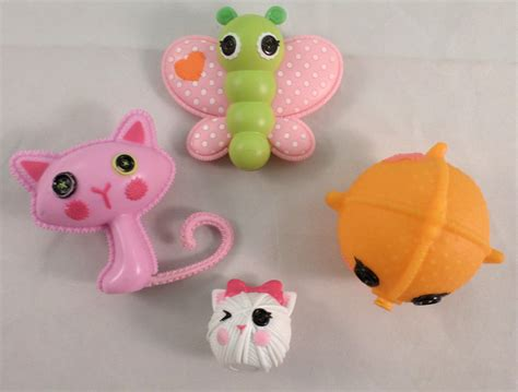Mini Ransel Cat Anf Butterfly Lucu lalaloopsy lot of 4 pets from large dolls cat and mouse mermaid butterfly toys ebay