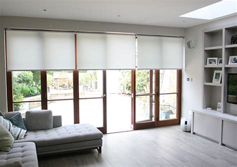 somfy electric curtains electric roller blinds a london case study moghul