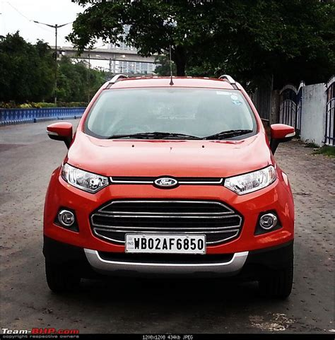 Diesel 1122 Silver american my ford ecosport titanium 1 5 diesel team bhp