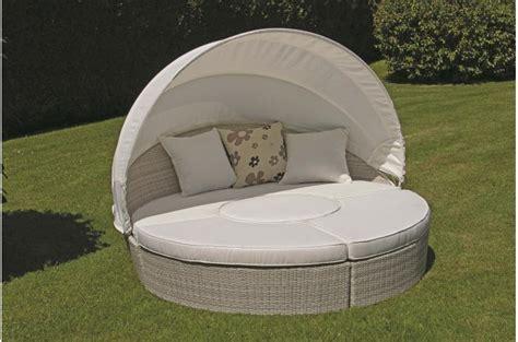 canape rond best salon de jardin modulable blanc contemporary