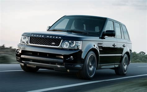 range rover sport black edition wallpapers  hd