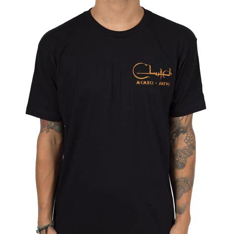 T Shirt 25 1 clutch quot 25 year anniversary quot t shirt indiemerchstore