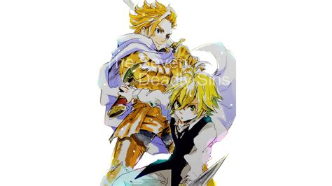 meliodas nanatsu no taizai the seven deadly sins 42