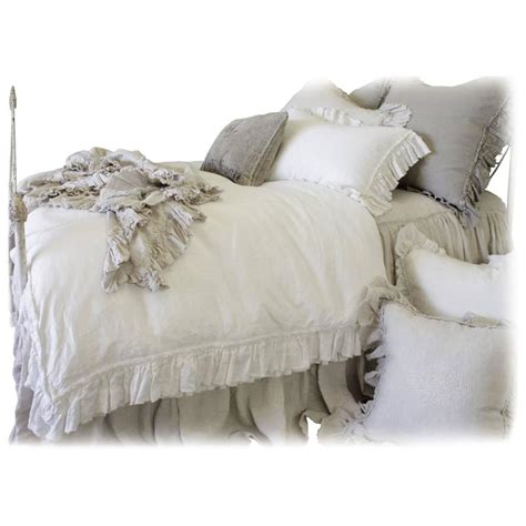 linen bedding sale pure irish linen bedding vintage ruffle duvet cover for