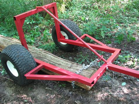 Homemade Log Skidder Plans Pictures to Pin on Pinterest