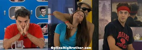 dan gheesling big brother 14 big brother 14 pov ceremony eviction part 1 of 3 hoh
