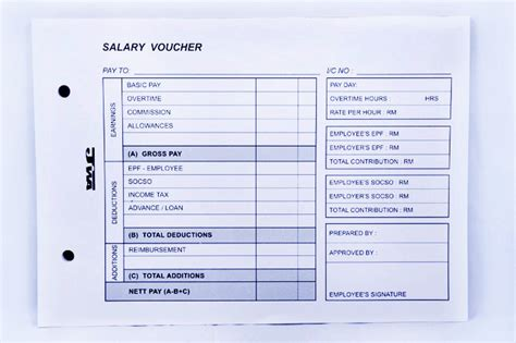 salary voucher welcome to jiwa book store sdn bhd website
