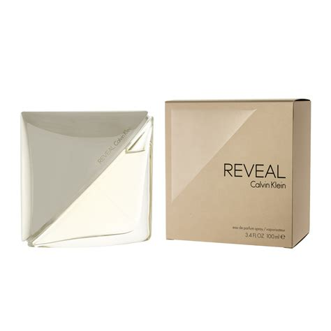 calvin klein reveal eau de parfum 100 ml reveal