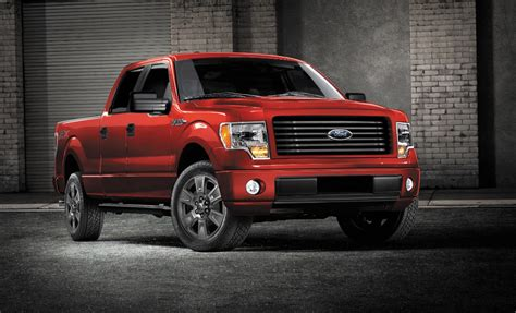 2014 ford f150 stx sport ford f 150 stx supercrew stx sport package announced
