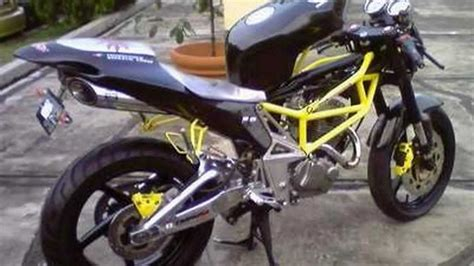 Jupiter Z Thailand Look Style by Modifikasi Motor Style Vixion Modifikasi Motor