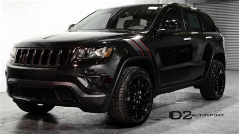 jeep grand 2017 blacked out black honeycomb grill inserts grand 2017 2018