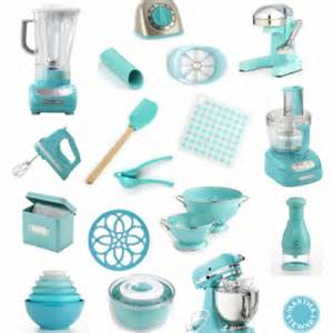 turquoise kitchen accessories dream home pinterest