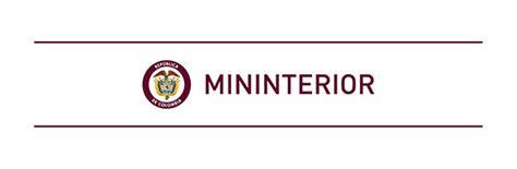 ministerio interior es ministerio interior